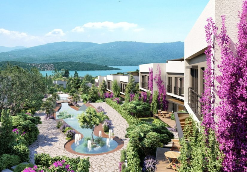 Lilac Houses - 3