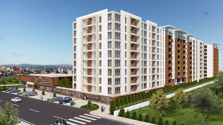 real estate for sale in İstanbul / Pendik Flats