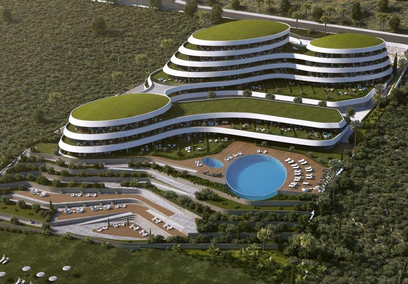 real estate for sale in İzmir / Çeşme Residence