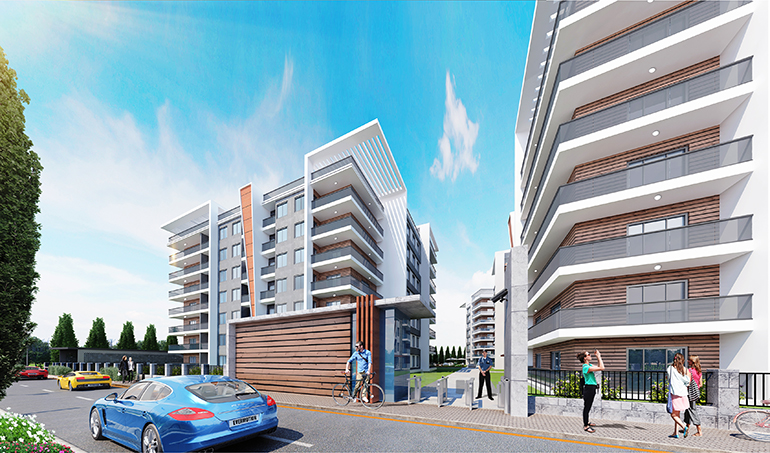 real estate for sale in İstanbul / Avcılar Flats