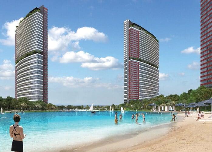 real estate for sale in istanbul / Bahçeşehir Flats