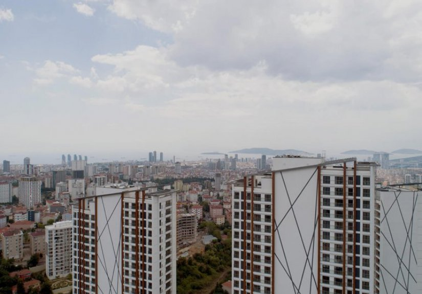 real estate for sale in Istanbul / Kartal Residences
