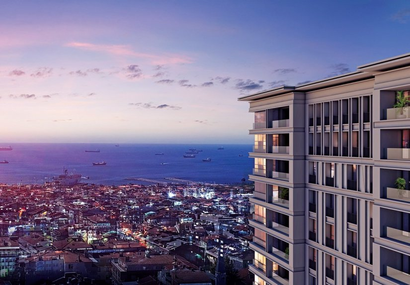 real estate for sale in İstanbul / Zeytinburnu Apartment