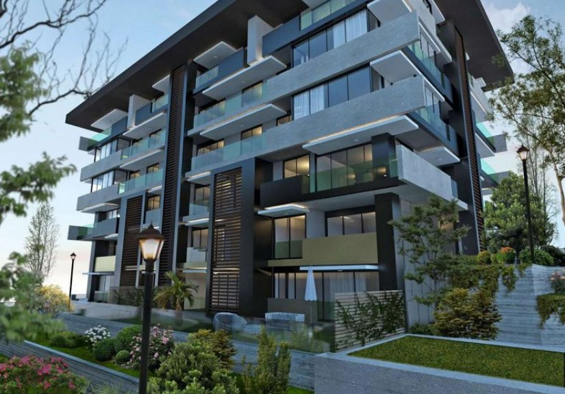 real estate for sale in İstanbul / Sariyer Apartment