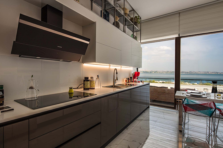 real estate for sale in İstanbul / Mimaroba Apartments