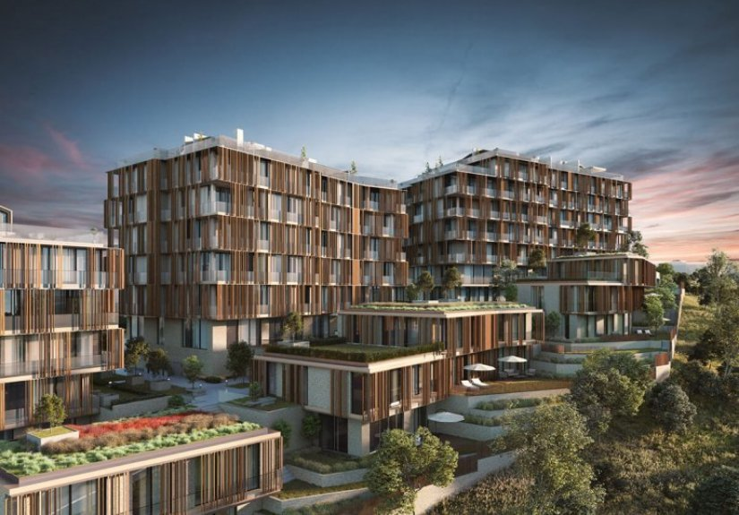 real estate for sale in İstanbul / Beykoz Apartments
