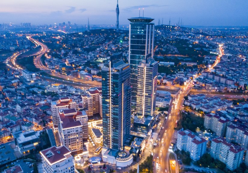 real estate for sale in Istanbul / Üsküdar Residences Hotel