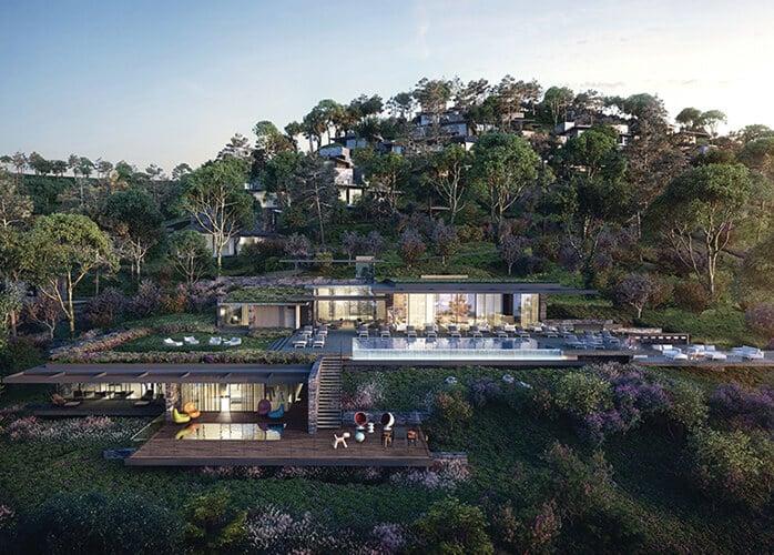 real estate for sale in Bodrum / Yalıkavak Villas