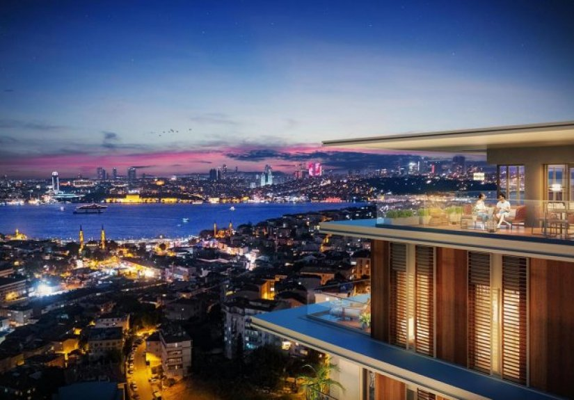 real estate for sale in İstanbul / Üsküdar Apartments