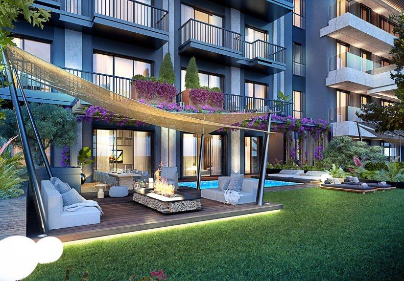 real estate for sale in Istanbul / Şişli Apartment