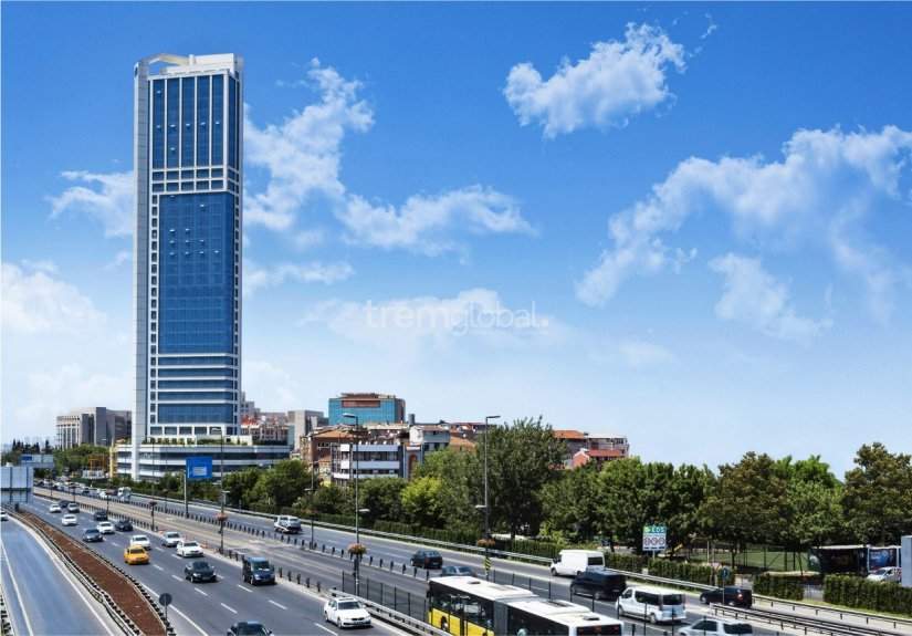 real estate for sale in İstanbul / Şişli Home Offices