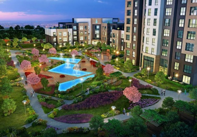 real estate for sale in İstanbul / Avcilar Residences