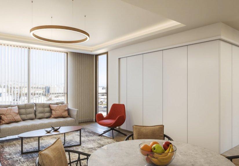 real estate for sale in Istanbul / Zeytinburnu Apartment