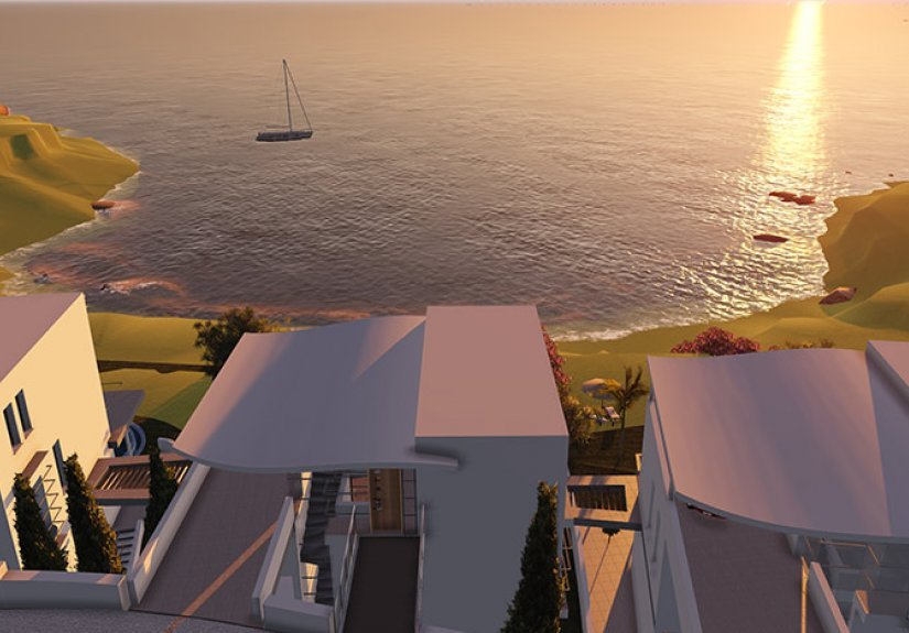 real estate for sale in Paphos / Chlórakas Villa