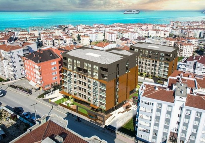 real estate for sale in Bursa / Yildirim Flats & Dublexs