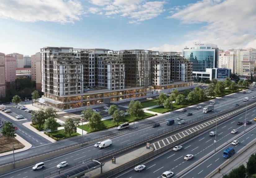 real estate for sale in İstanbul / Beylikdüzü Residences