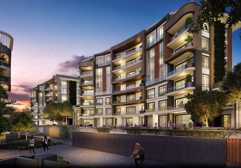 real estate for sale in Kocaeli / Başiskele Apartment