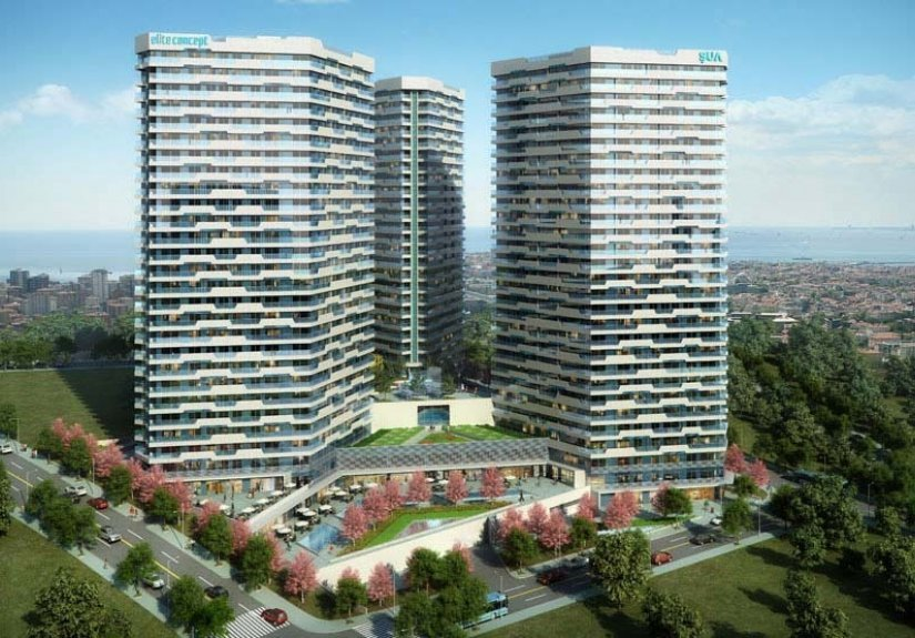 real estate for sale in İstanbul / Kadiköy Residence