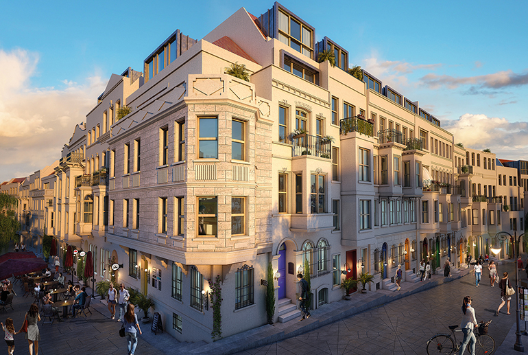 real estate for sale in İstanbul / Beyoğlu Flats & Home Offices