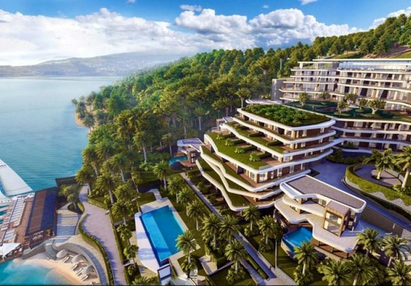 real estate for sale in Muğla / Bodrum Residence