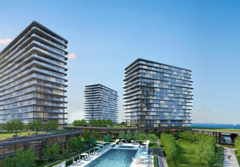 real estate for sale in Istanbul / Zeytinburnu Residences