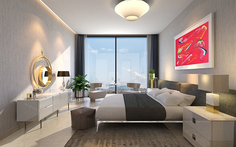 real estate for sale in Istanbul / Bahcesehir Residence
