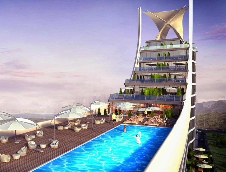 real estate for sale in İstanbul / Bağcilar Residence
