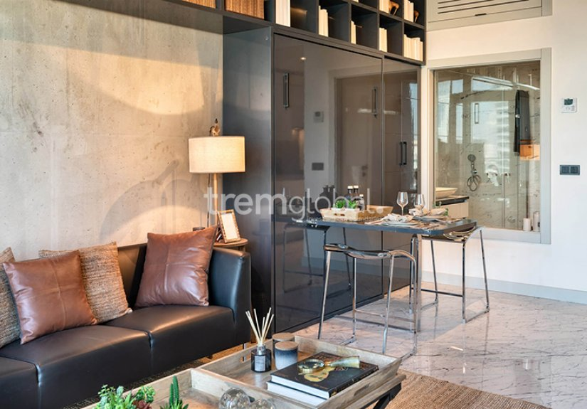 real estate for sale in İstanbul / Bomonti Residence