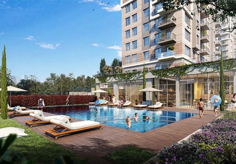real estate for sale in Istanbul / Maltepe Residence