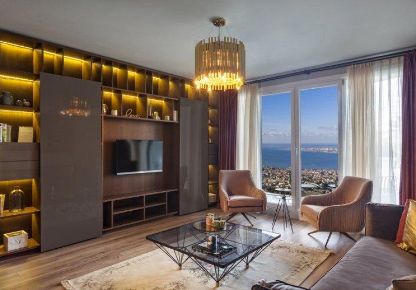 real estate for sale in Istanbul / Beylikdüzü Apartment