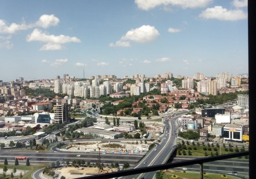 real estate for sale in Istanbul / Bağcılar Residence Home Office