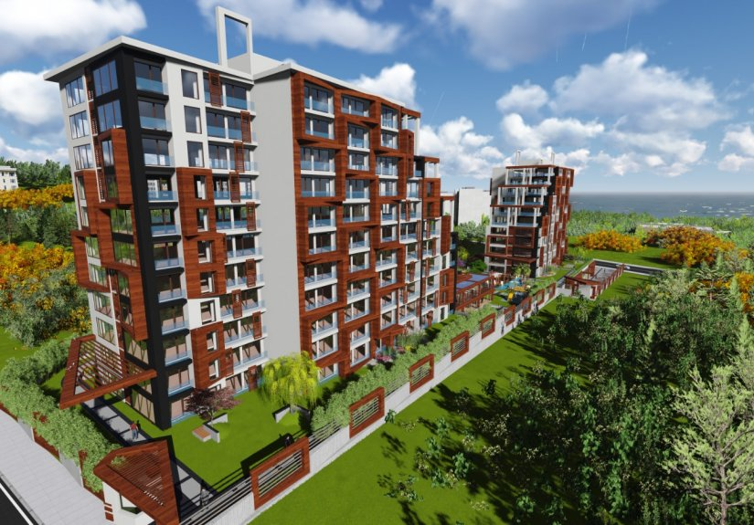 real estate for sale in Istanbul / Esenyurt Apartments