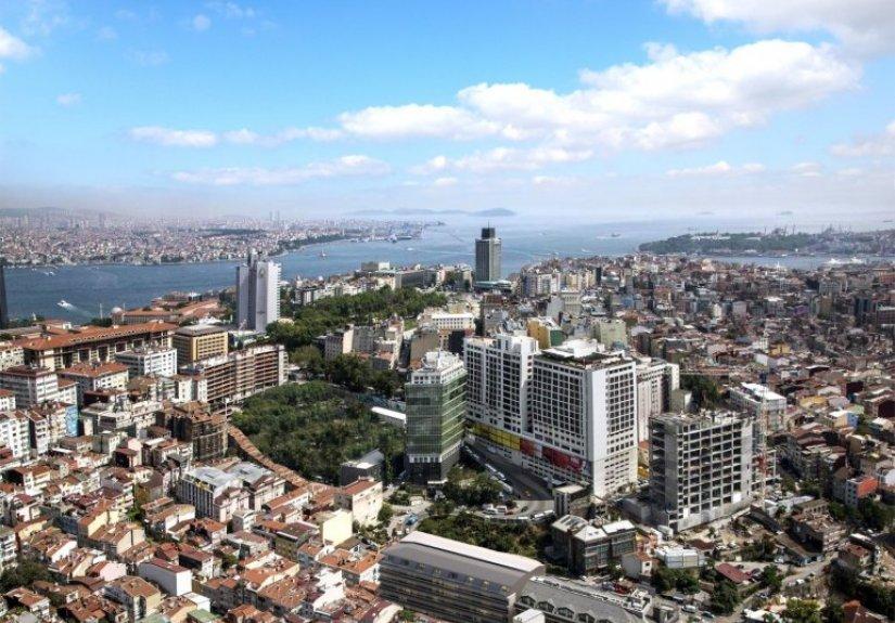 Taksim Iris Residence - 1