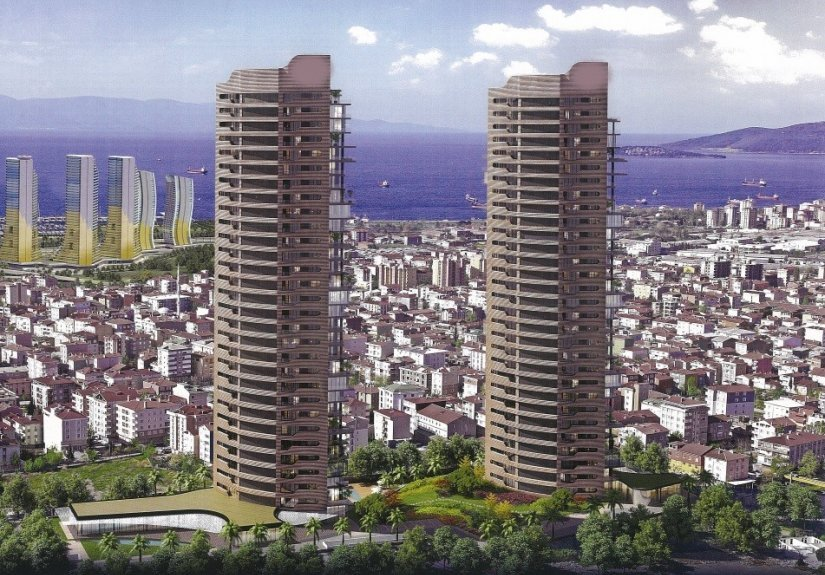 real estate for sale in Istanbul / Kartal Residence