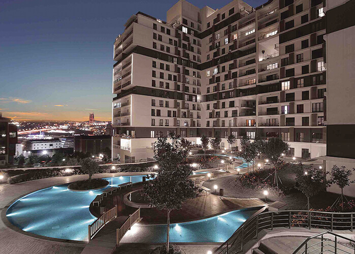 real estate for sale in İstanbul / Esenyurt Apartments