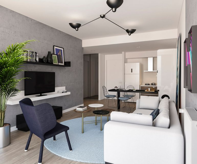 real estate for sale in İstanbul / Esenyurt Flats & Dublexs
