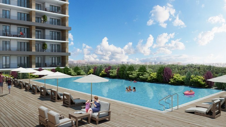 real estate for sale in İstanbul / Esenyurt Flats