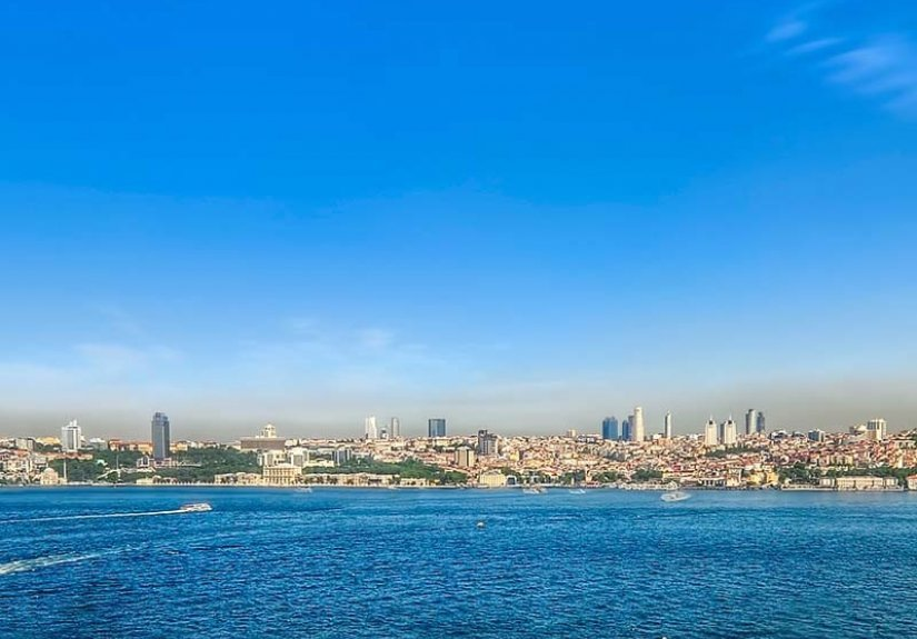 real estate for sale in Istanbul / Üsküdar Residence