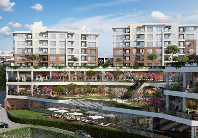 real estate for sale in İstanbul / Başakşehir Villas,Apartments