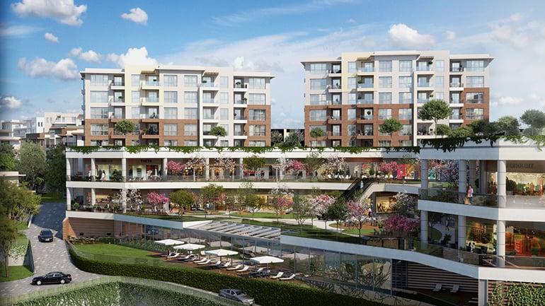 real estate for sale in i̇stanbul / başakşehir Villas