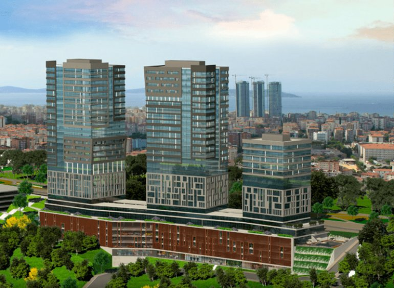 real estate for sale in İstanbul / Kadiköy Apartments