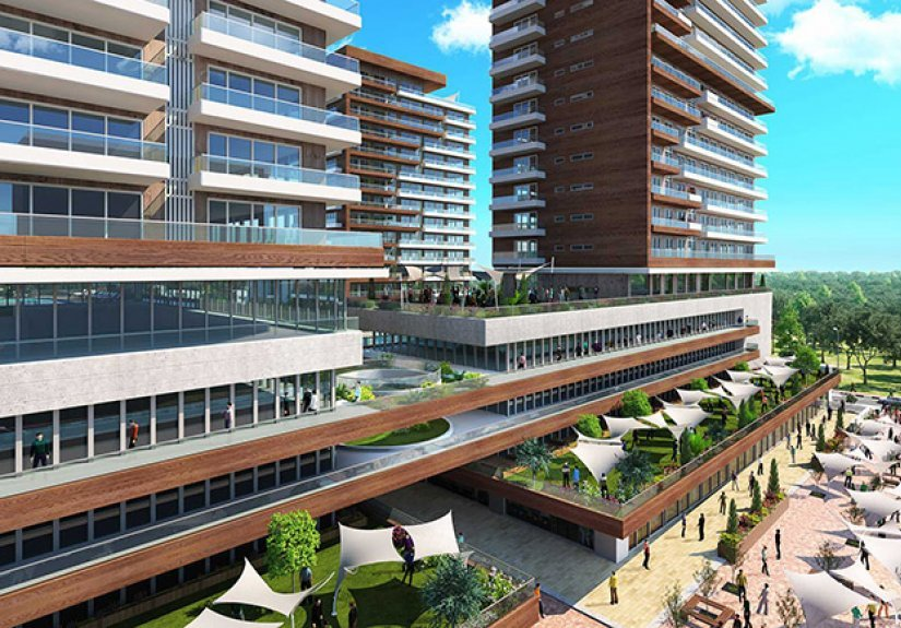 real estate for sale in İstanbul / Bağcilar Flats