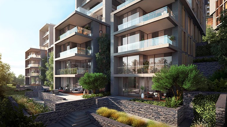 real estate for sale in İstanbul / Kandilli Flats
