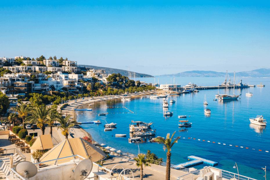 سواحل عالية الجودة في تركيا