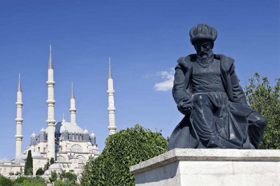 المعماريين المشهورين في تركيا