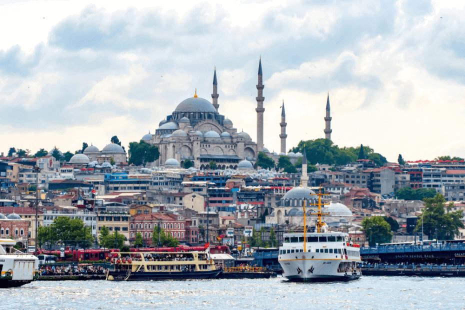 أين يفضلون العرب العيش في إسطنبول؟
