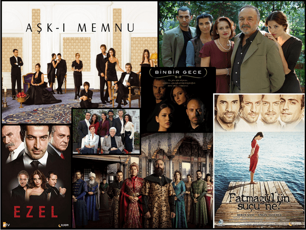 Famous Turkish TV Series and Their Settings