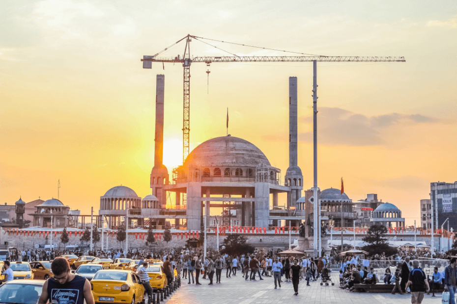 Urban Transformation in Turkey