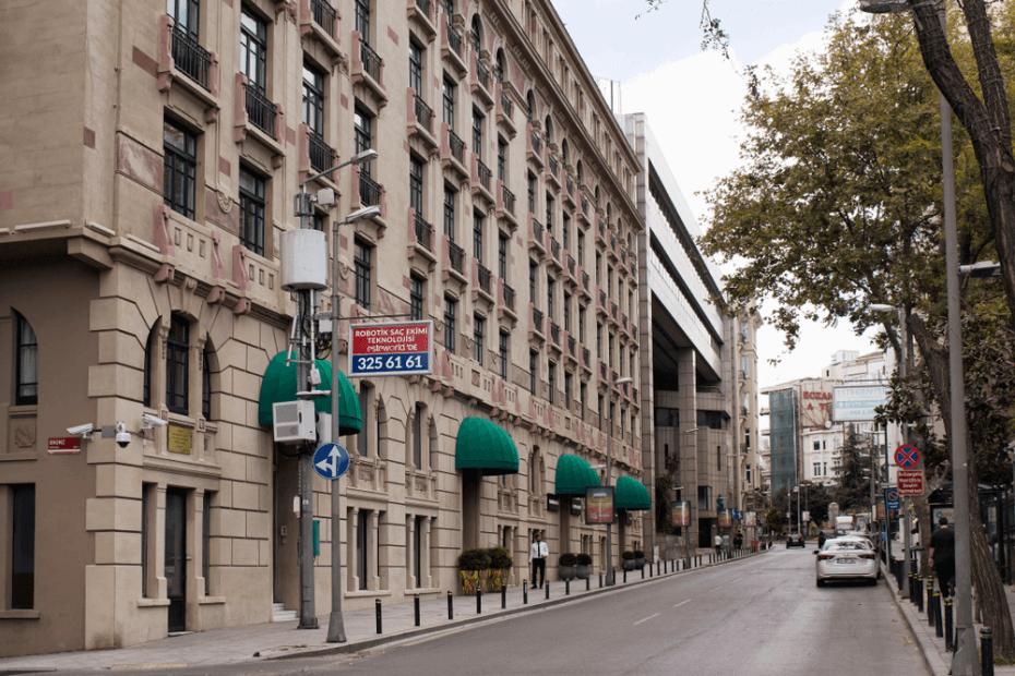 اثری از یک محله: نیشانتاشی از گذشته تا امروز