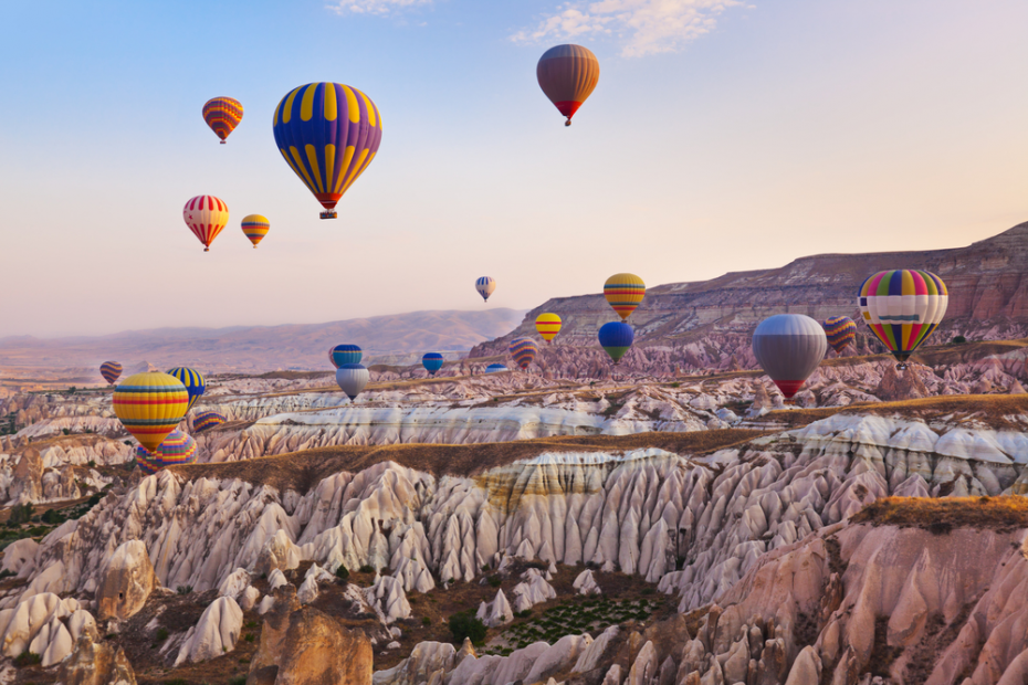 The Land of Tales: Cappadocia